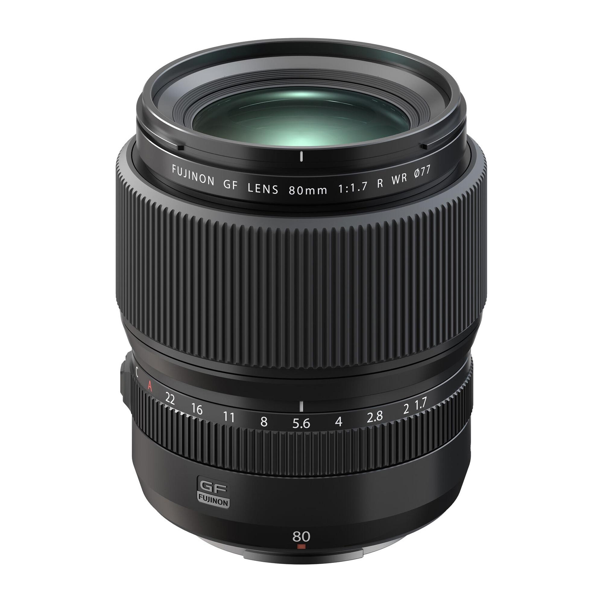 Fujifilm GF 80mm f/1,7 R WR