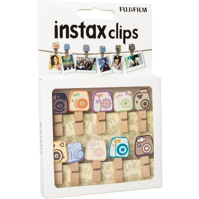 Fujifilm Instax Clips Camera 10 st