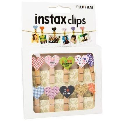 Fujifilm Instax Clips Heart 10 st