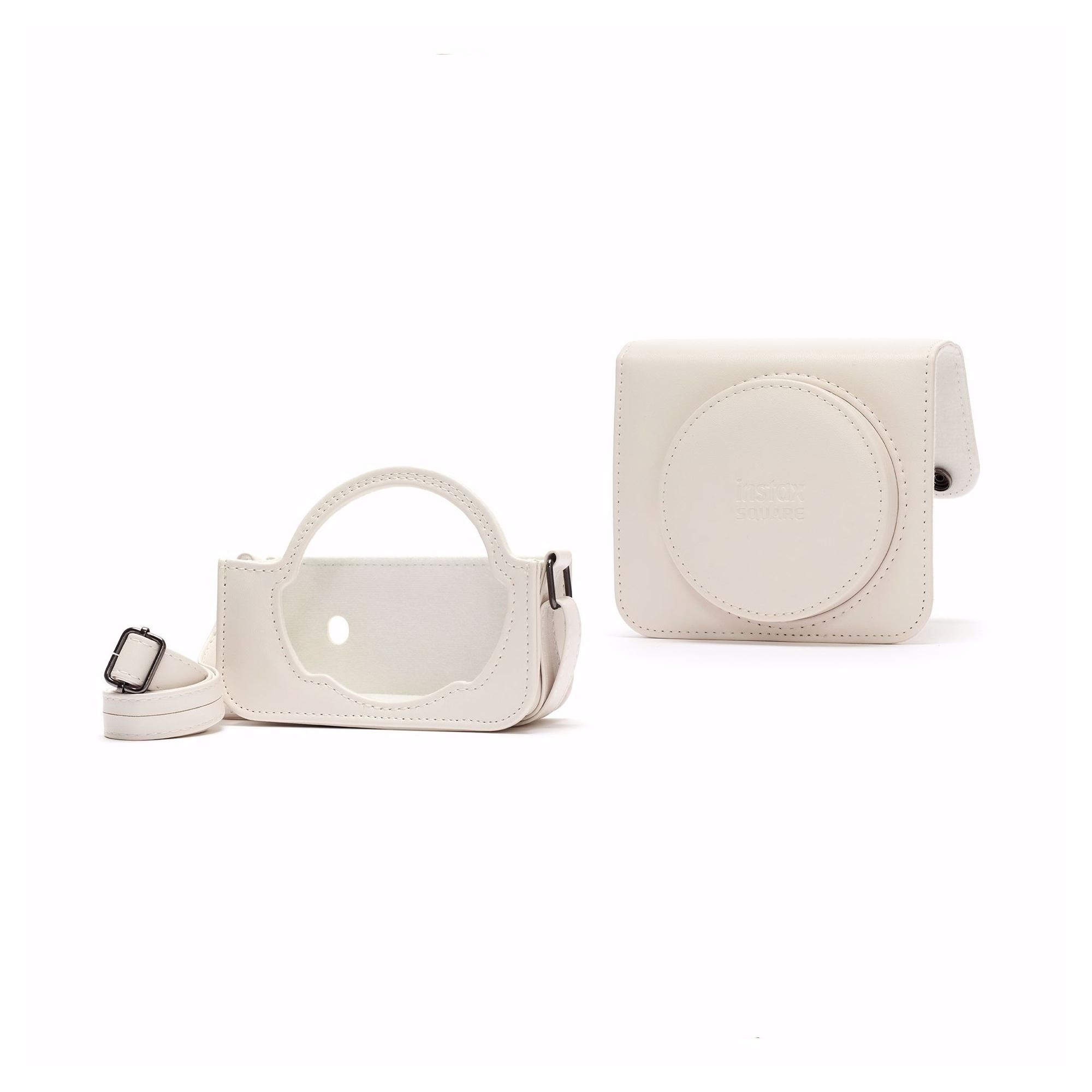 Fujifilm Instax Square SQ1 Case Chalk White