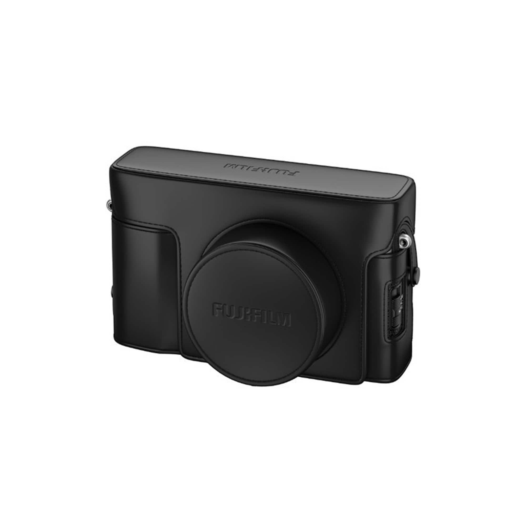 Fujifilm LC-X100V Läderväska Svart