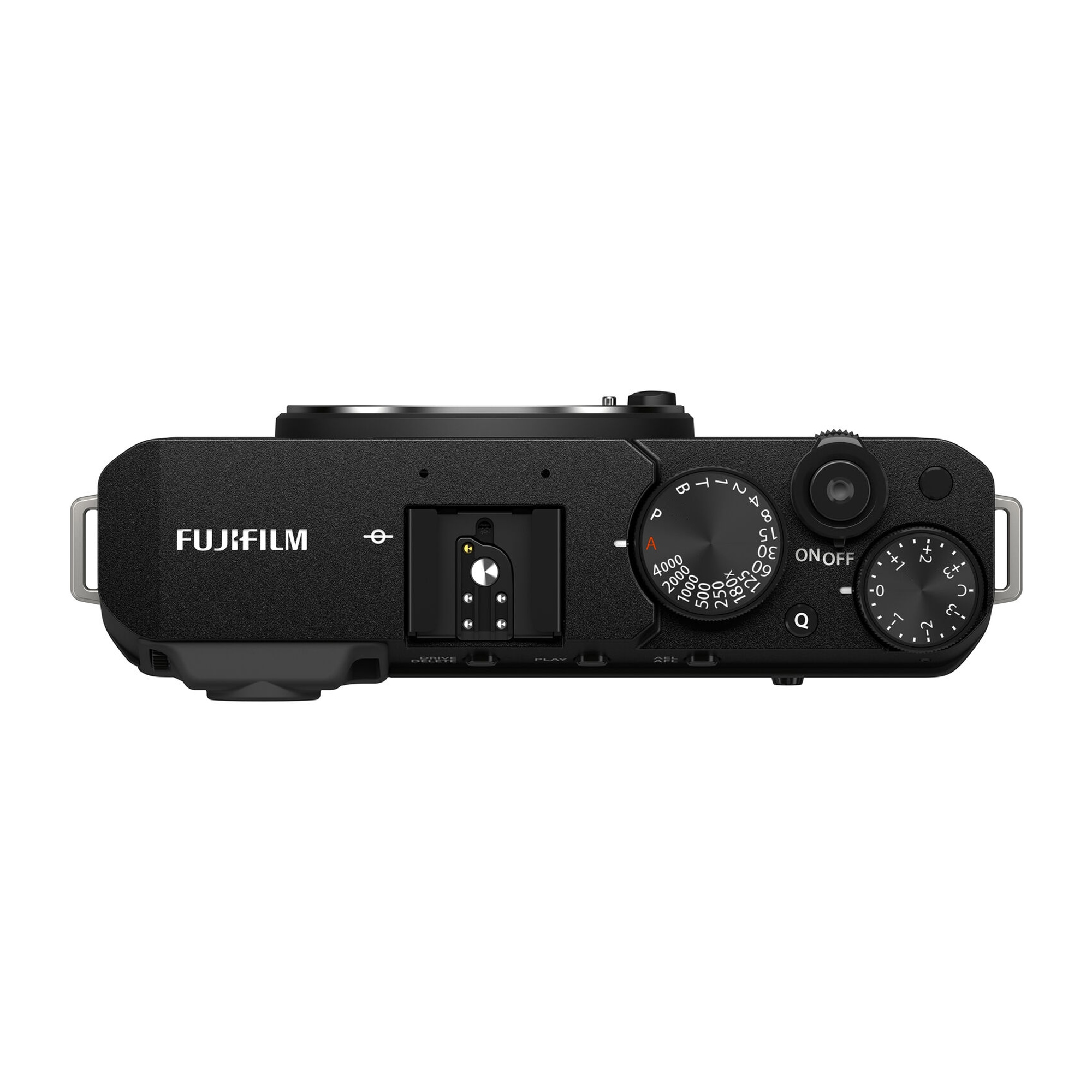 Fujifilm X-E4 kamerahus Svart