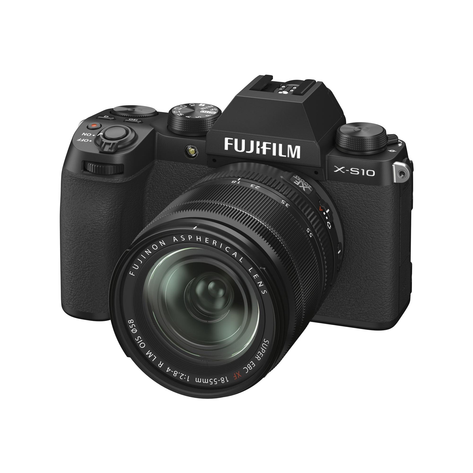 Fujifilm X-S10 + XF 18-55mm f/2.8-4 R LM OIS