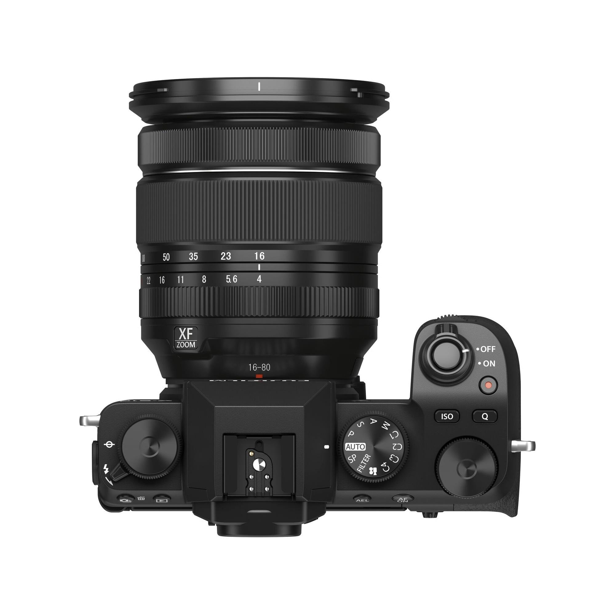 Fujifilm X-S10 + XF 16-80mm f/4 R OIS WR