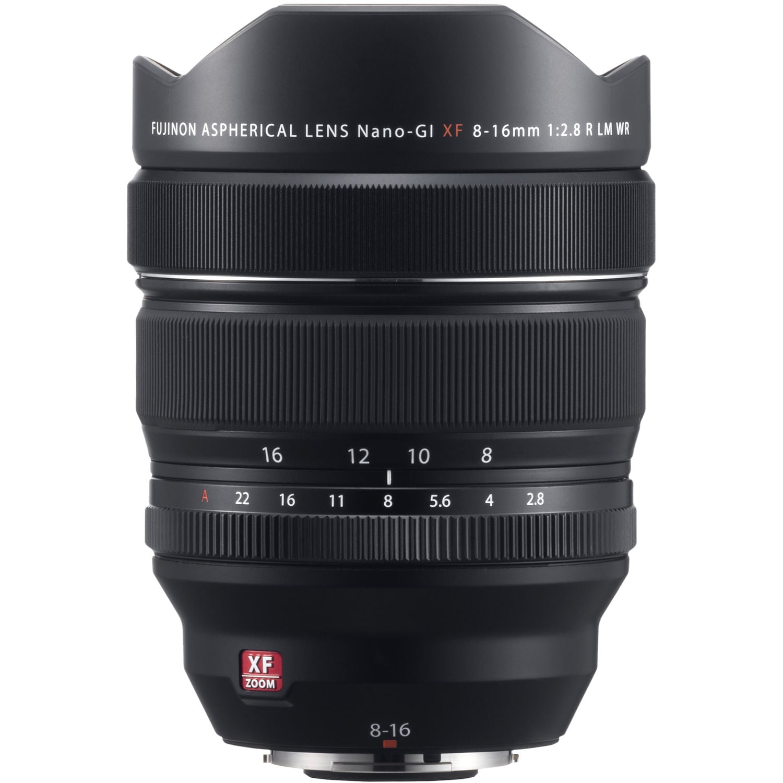 Fujifilm XF8-16mm F2,8 R WR Macro