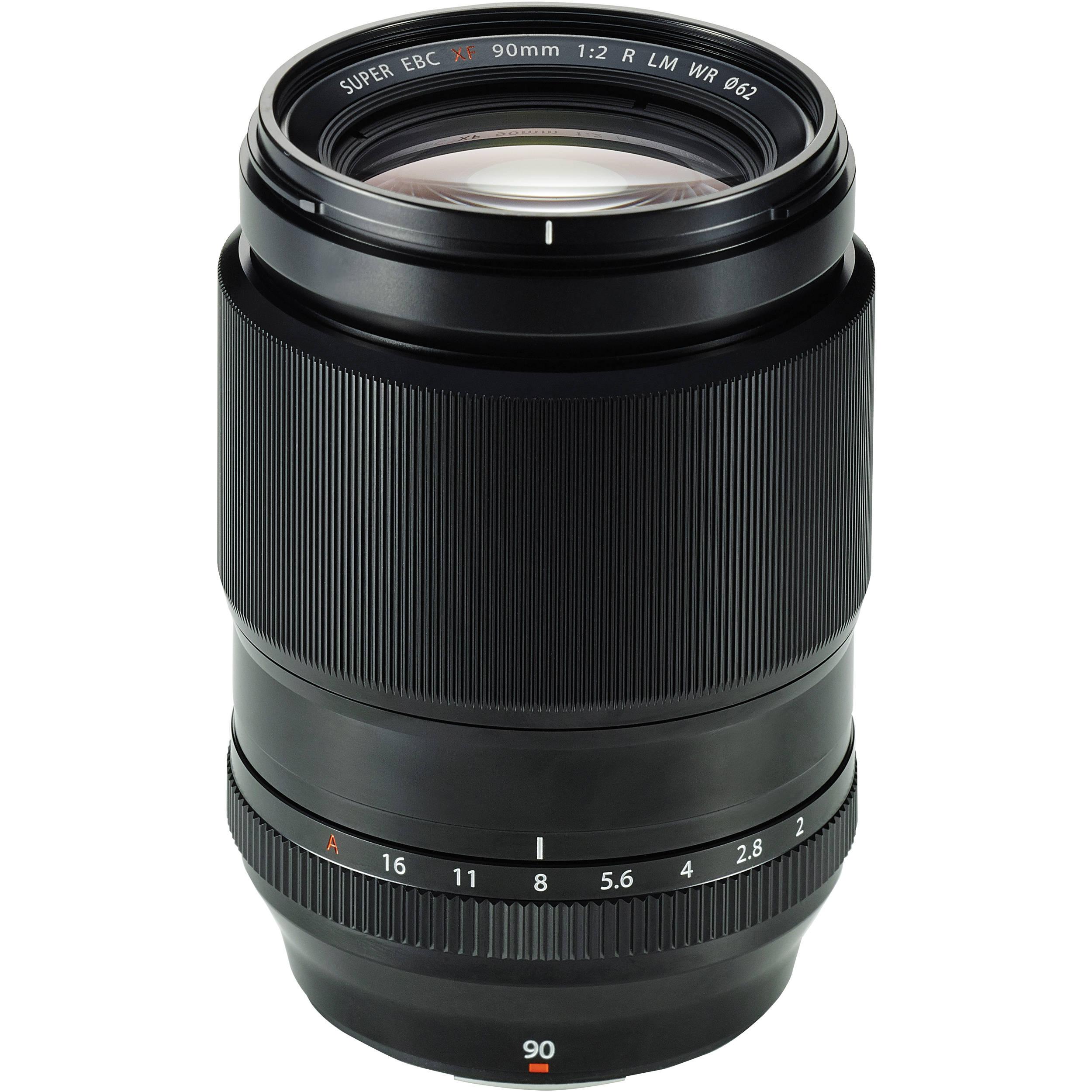 Fujifilm Fujinon XF 90mm f/2,0 R LM WR