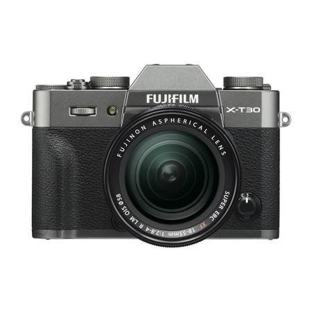 Fujifilm X-T30 Charcoal Silver + XF 18-55mm f/2,8-4 OIS R