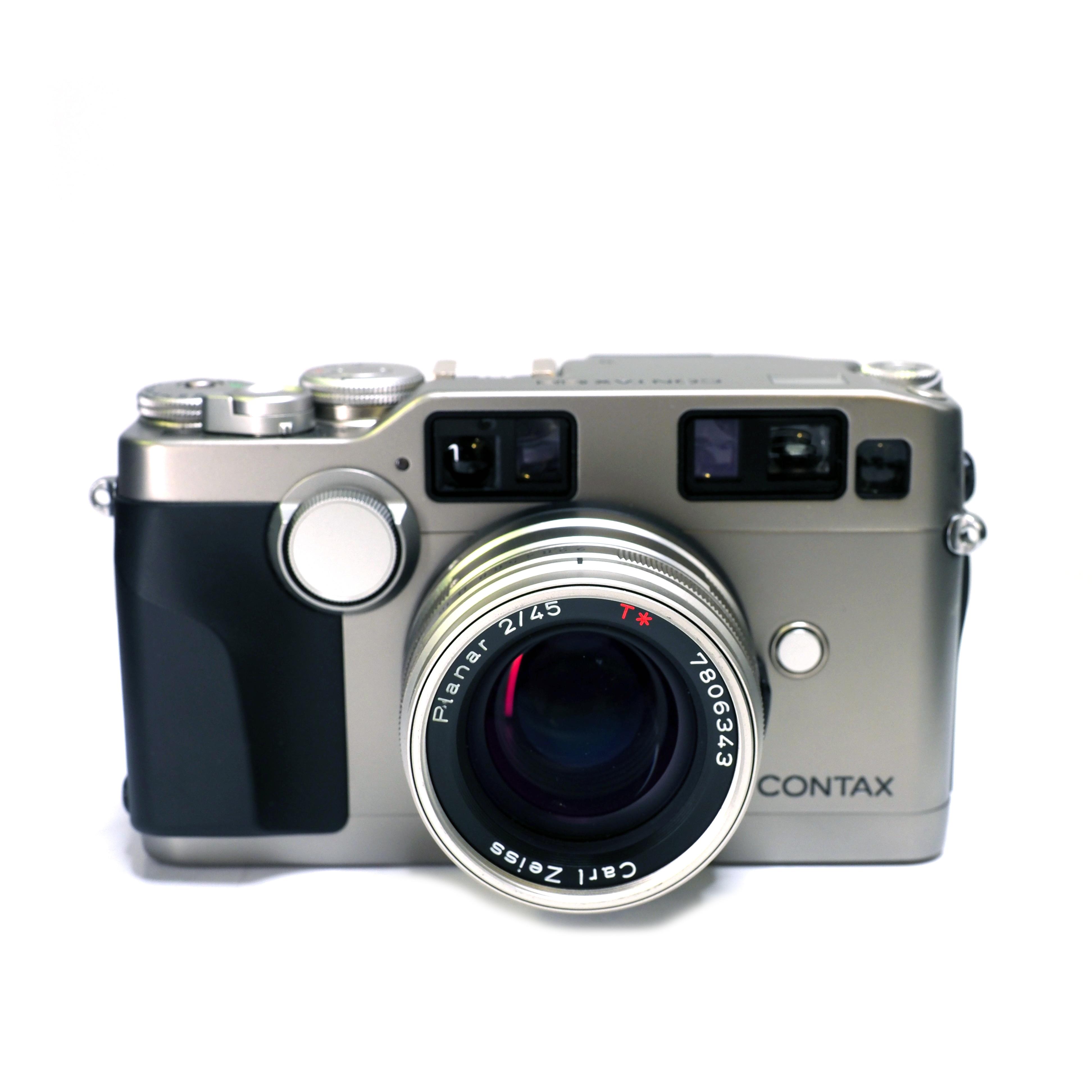 Contax G2 & 45mm f/2,0 Planar T* - BEGAGNAT