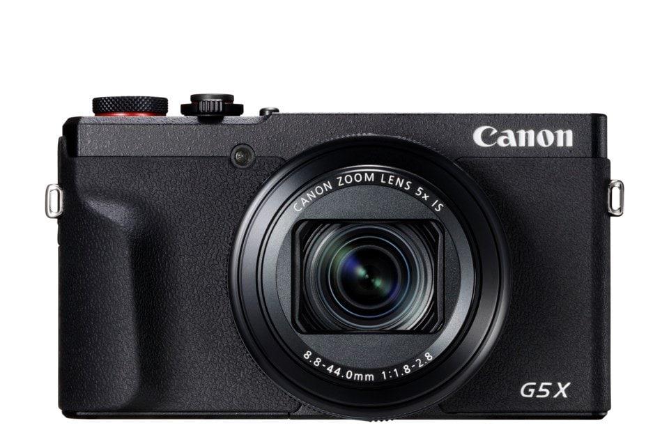 Canon Powershot G5 X Mark II Svart