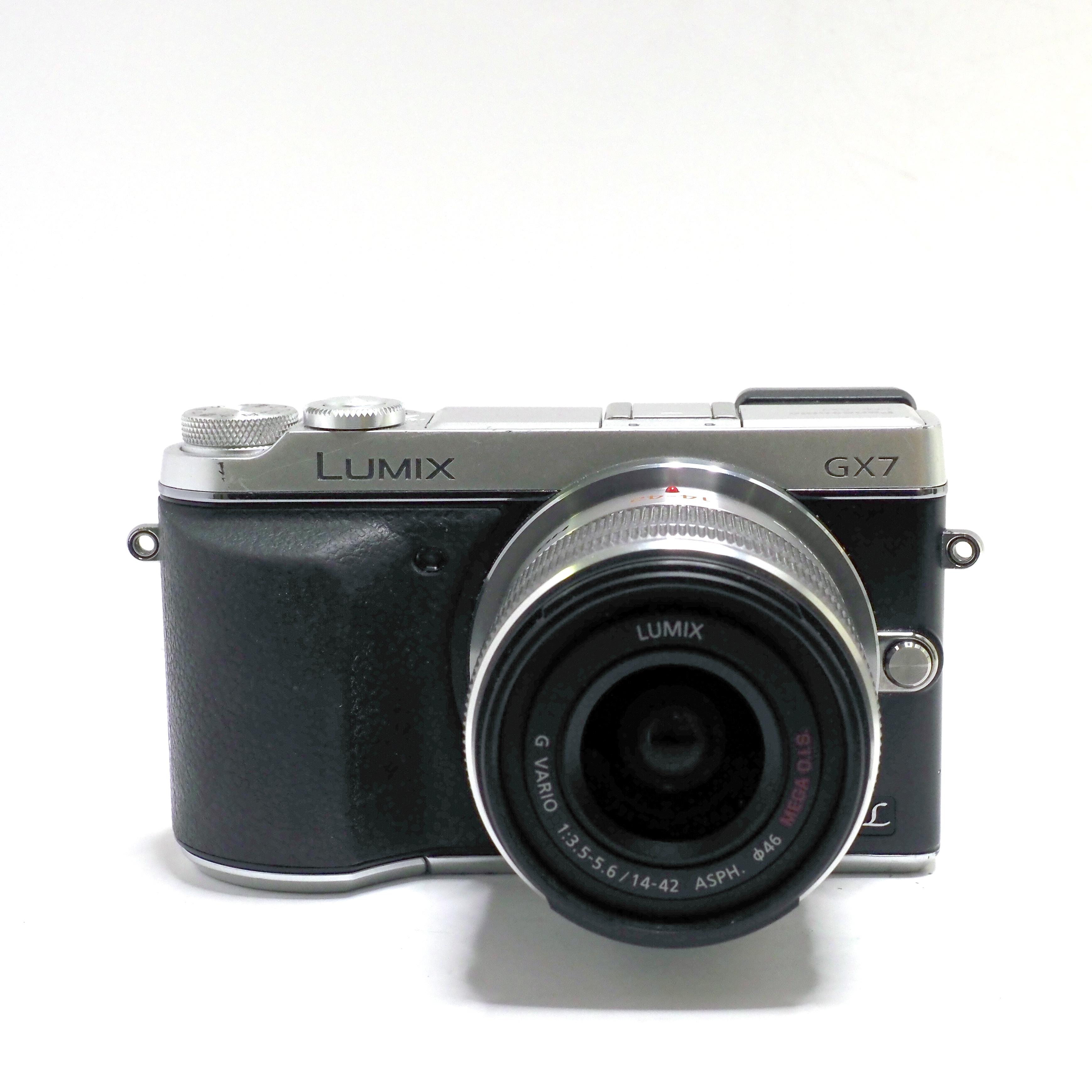 Panasonic Lumix GX7 - BEGAGNAT