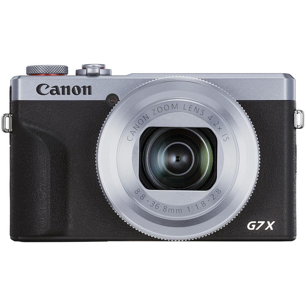 Canon Powershot G7 X Mark III Silver