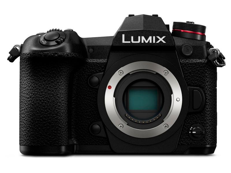Panasonic Lumix G9 Hus