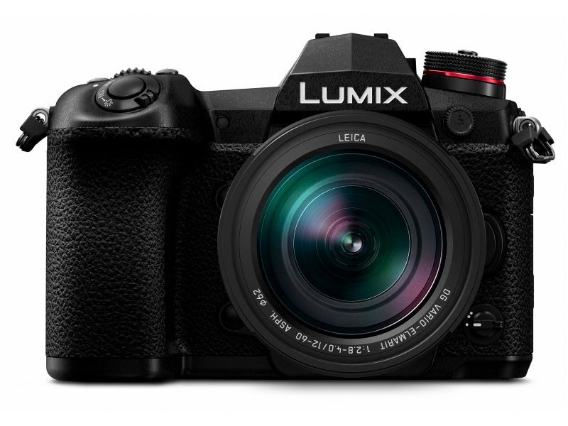 Panasonic Lumix G9 + Leica 12-60mm f/2,8-4,0