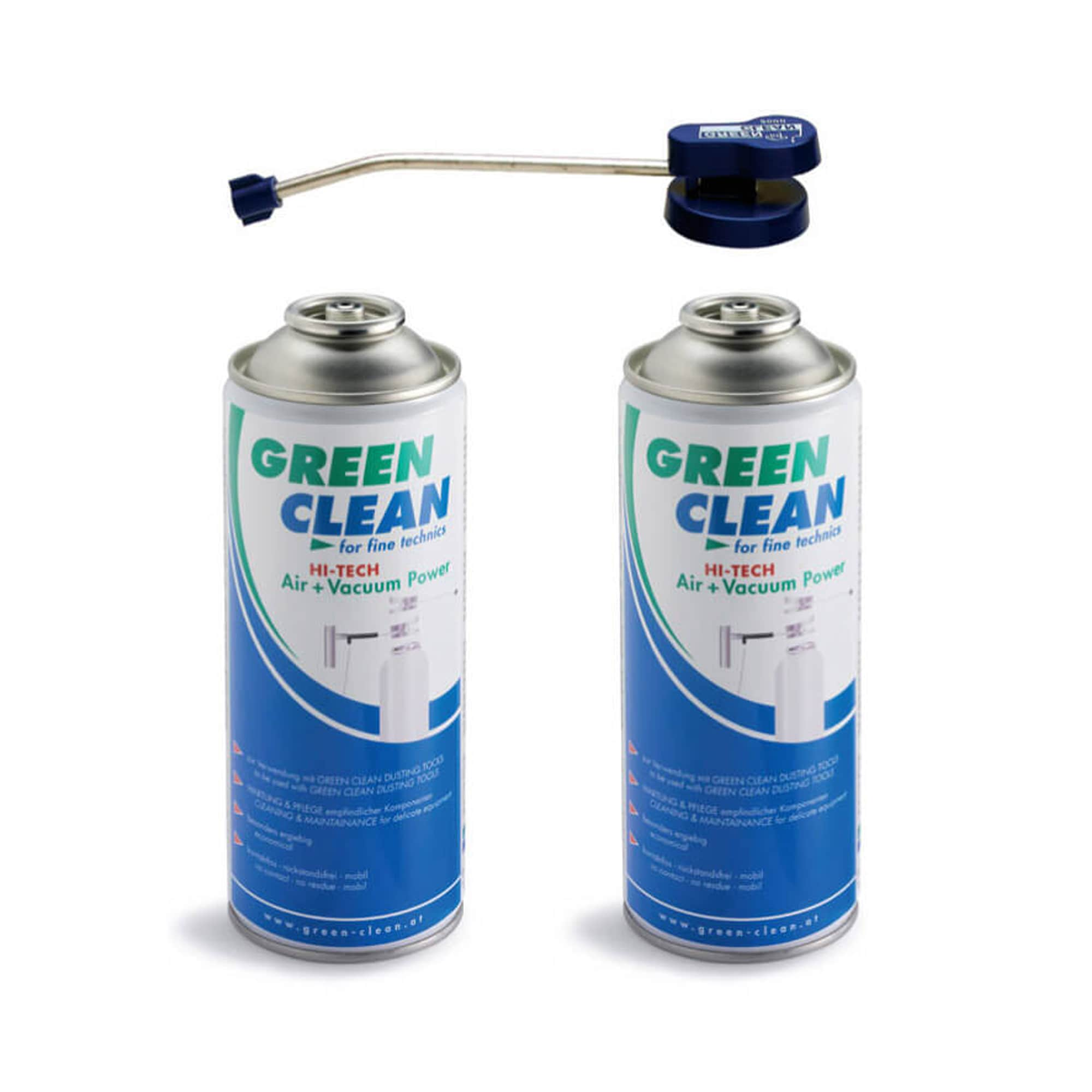 Green Clean Tryckluft Startkit GS-2051 400ml x2 High Tech