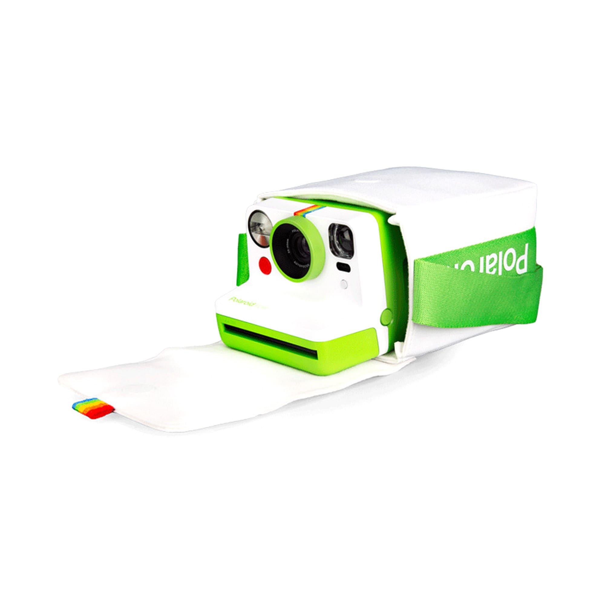 Polaroid Väska Till Now Vit & Grön
