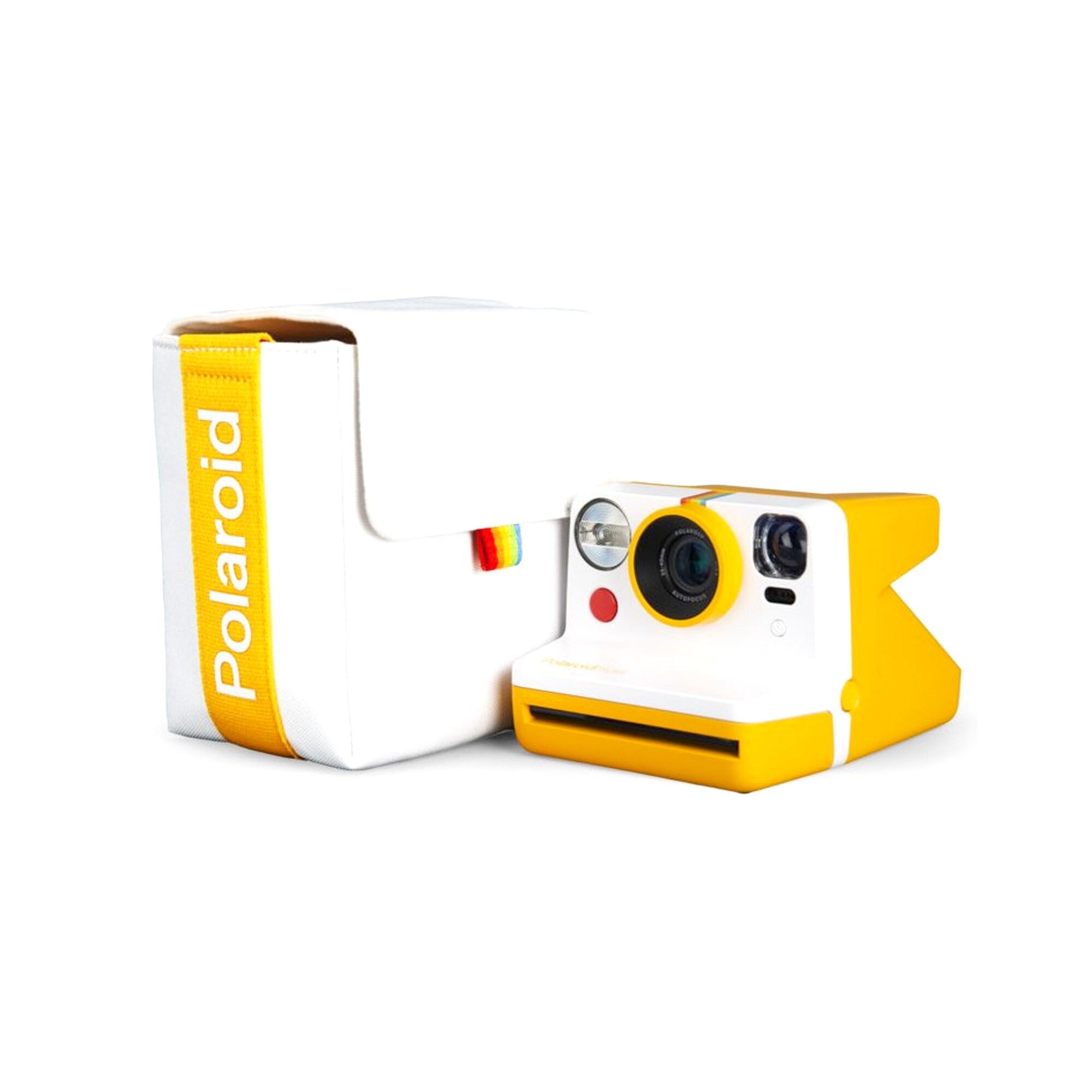 Polaroid Väska Till Now Vit & Gul