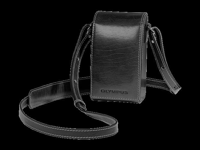 Olympus Premium läderväska till SH-1