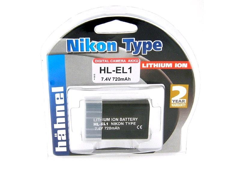 Hähnel Dk Batteri Nikon Hl El1