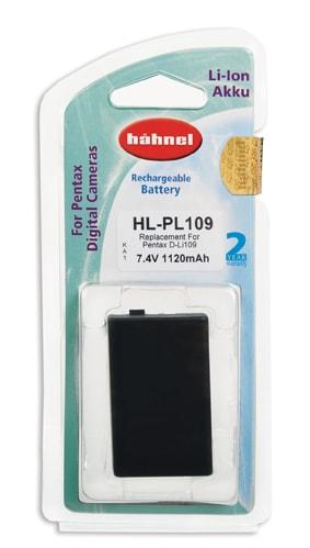 Hähnel Dk Batteri Pentax Hl Pl109