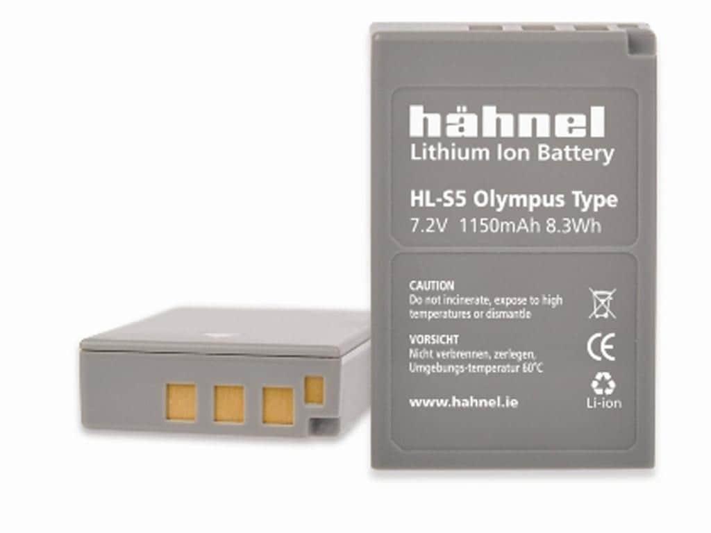 Hähnel Dk Batteri Olympus Hl S5