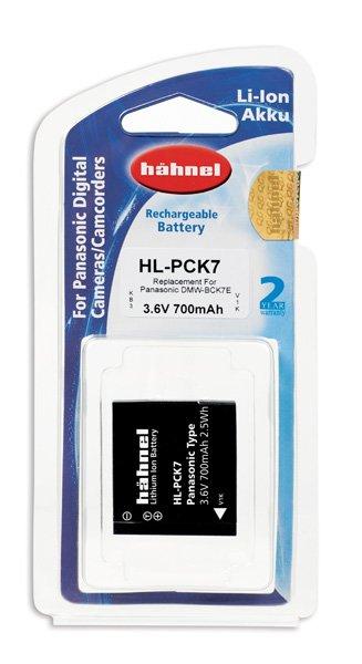 Hähnel Dk Batteri Panasonic Hl Pck7
