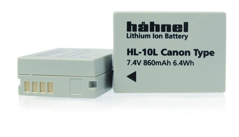 Hähnel Dk Batteri Canon Hl 10L