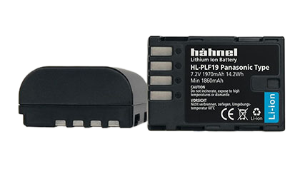 Hähnel Panasonic HL-PLF19 Battery DC