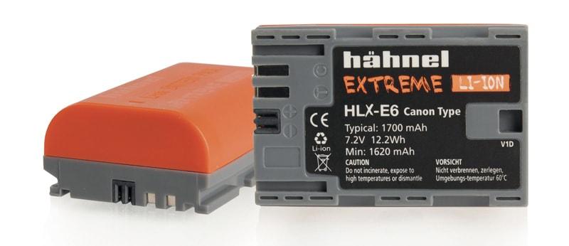 Hähnel Batteri extreme Canon HLX-E6