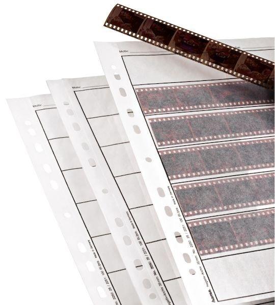 Hama Negativfickor Pergamyn 135 film