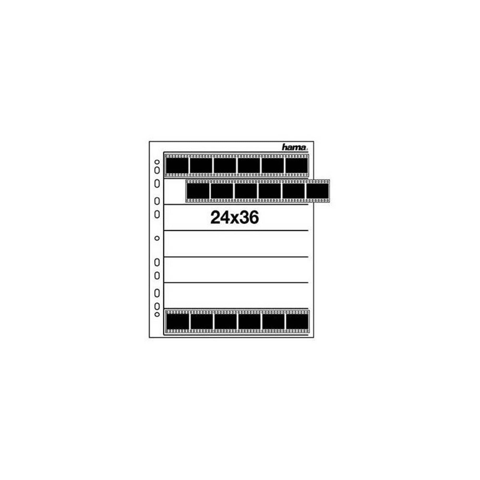 Hama Negativfickor Pergamyblad 24x36 1st