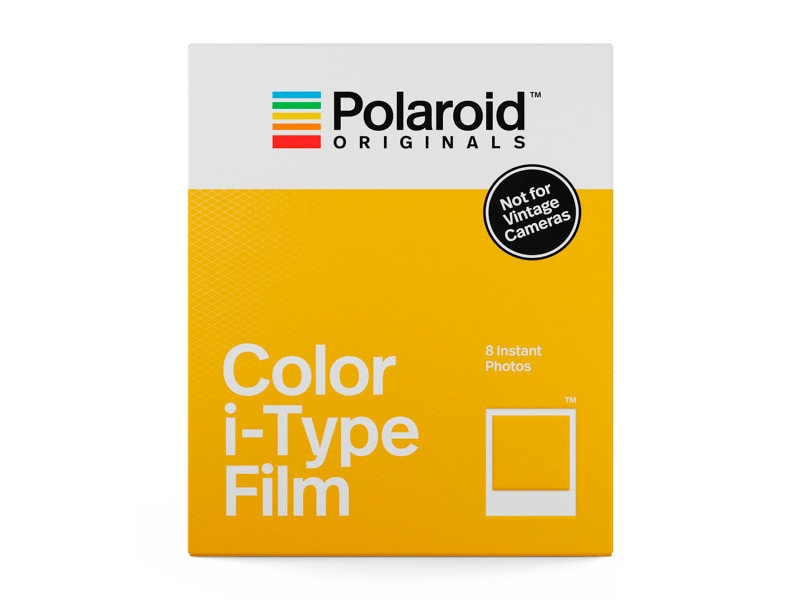 Polaroid Originals I-Type Film Färg