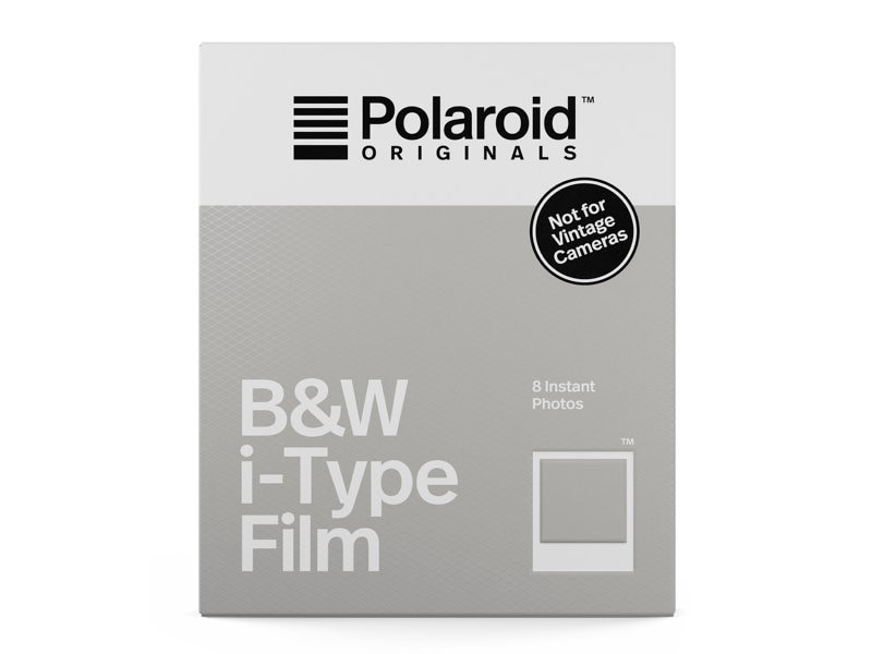 Polaroid Originals I-Type Film Svartvit