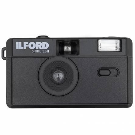 Ilford Camera Sprite 35-II Svart