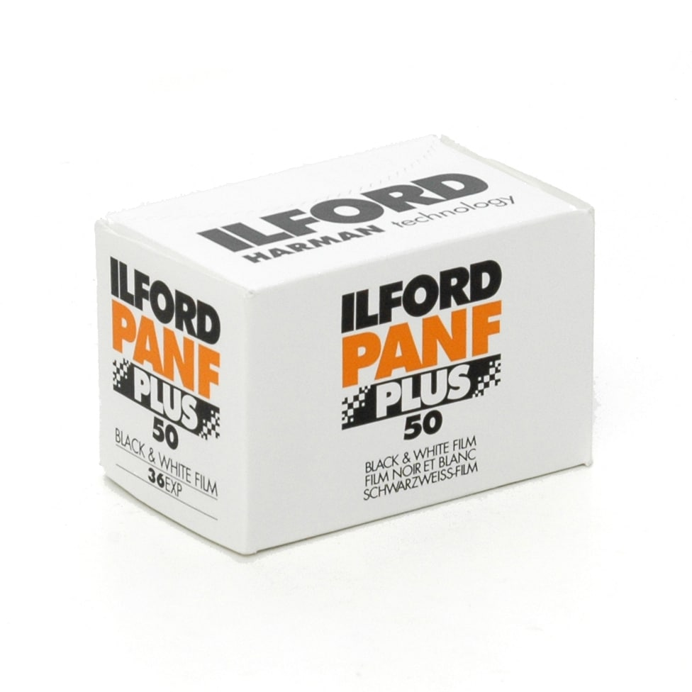 Ilford PANF Plus 50 135/36