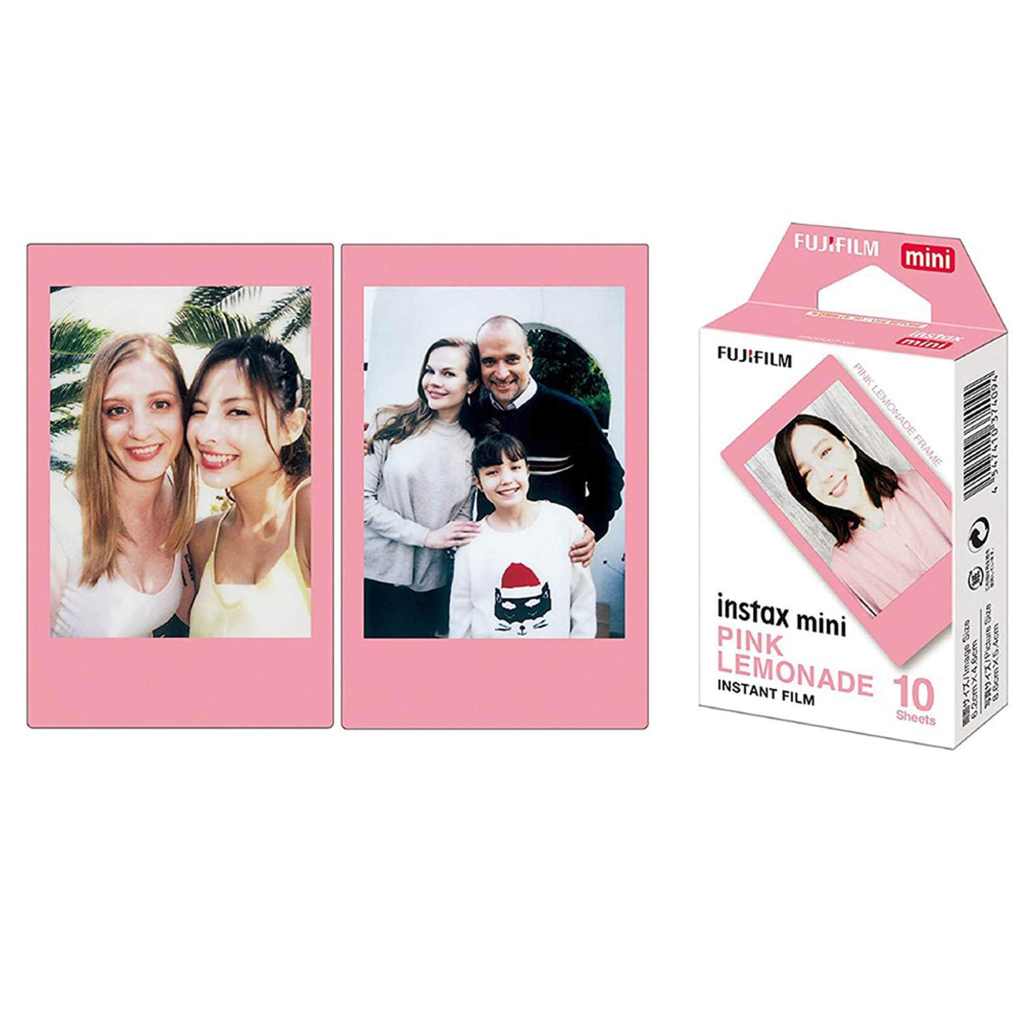 Fujifilm Instax Mini Film Pink Lemonad 10st