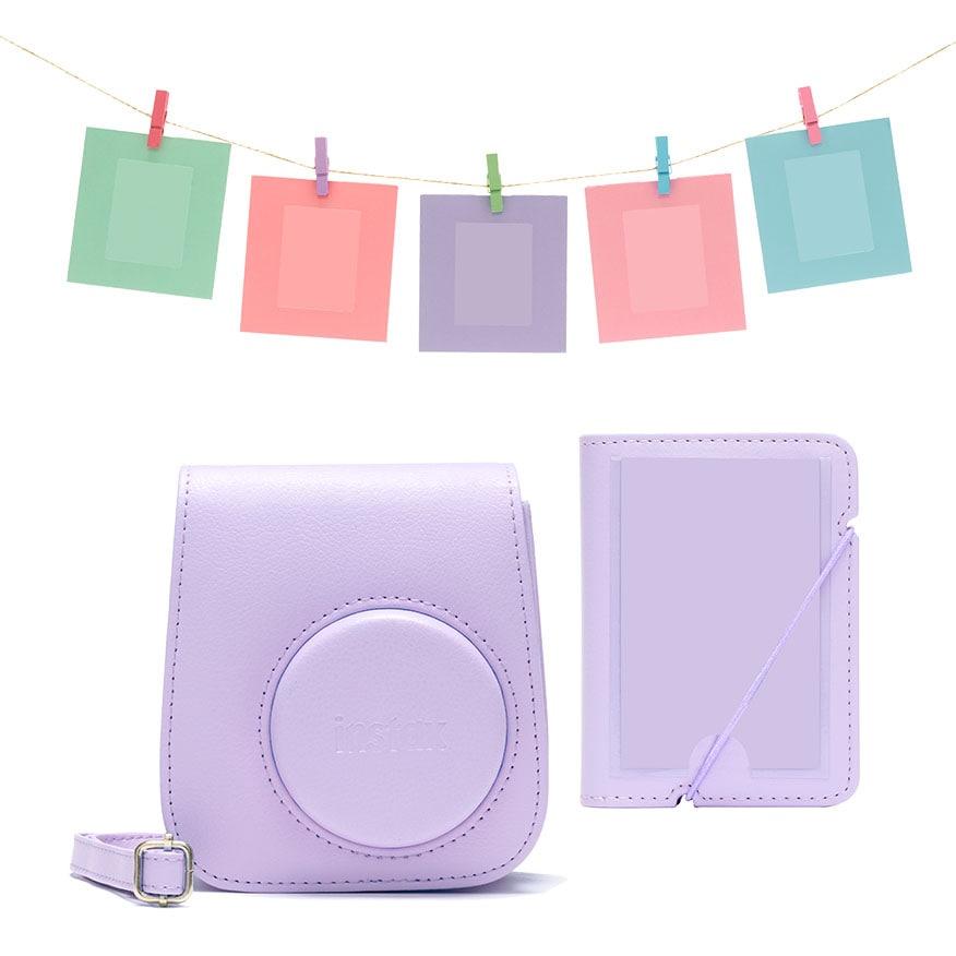 Fujifilm Instax Mini 11 Tillbehörskit Lilac-Purple