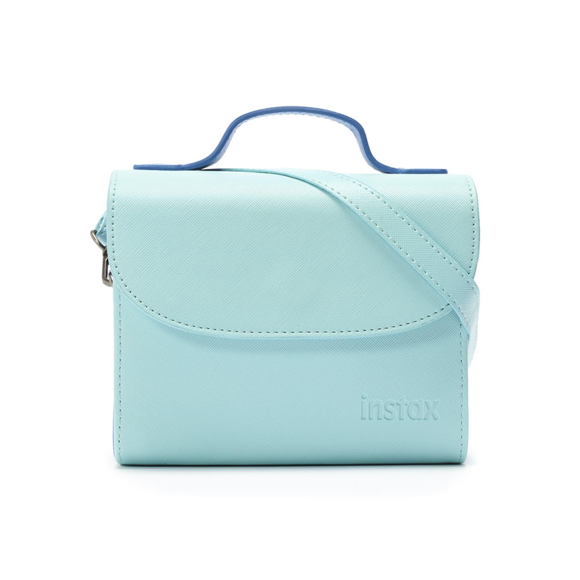 Fujifilm Instax Mini 9 Väska Ice Blue Med Handtag