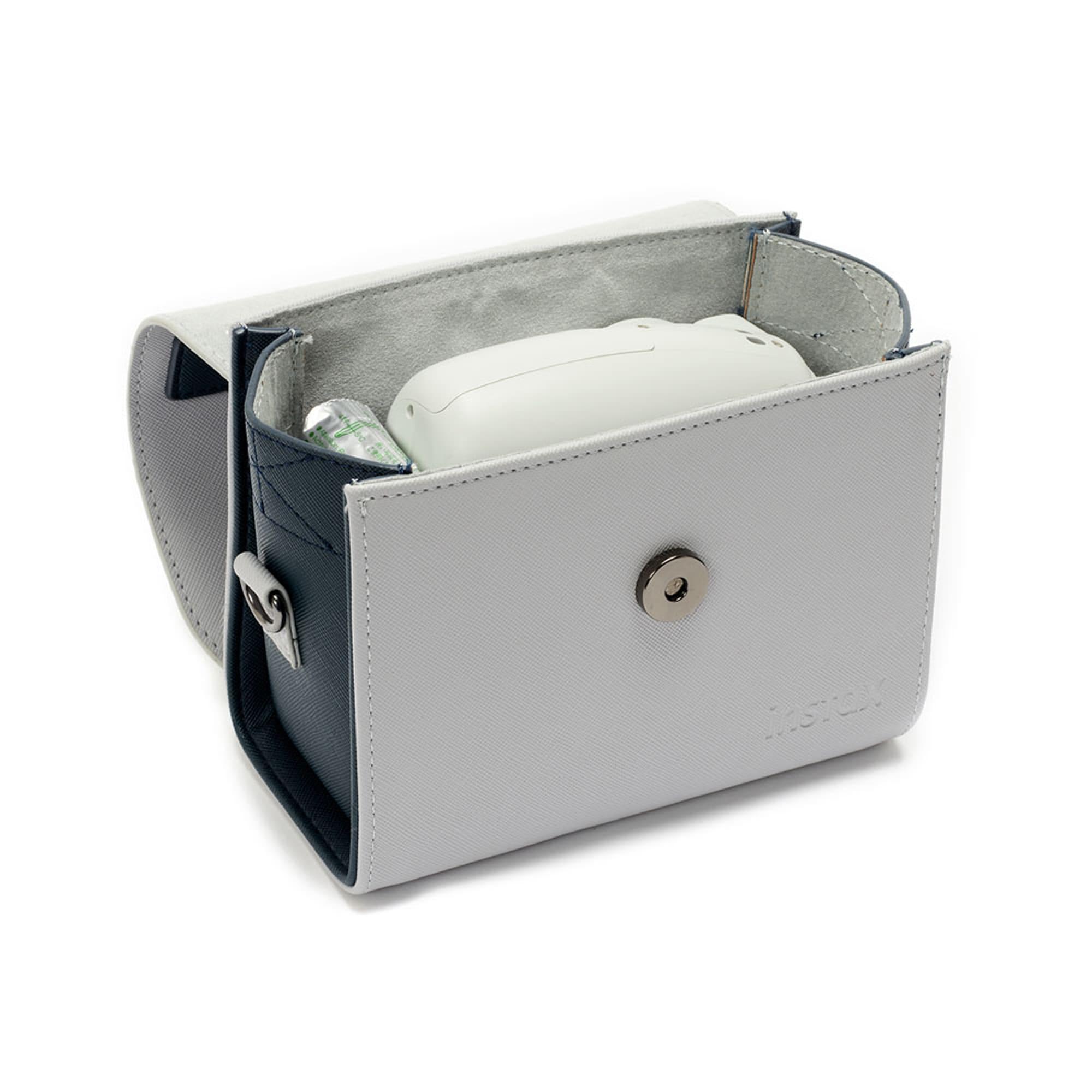 Fujifilm Instax Mini 9 Väska Smokey White Med Handtag