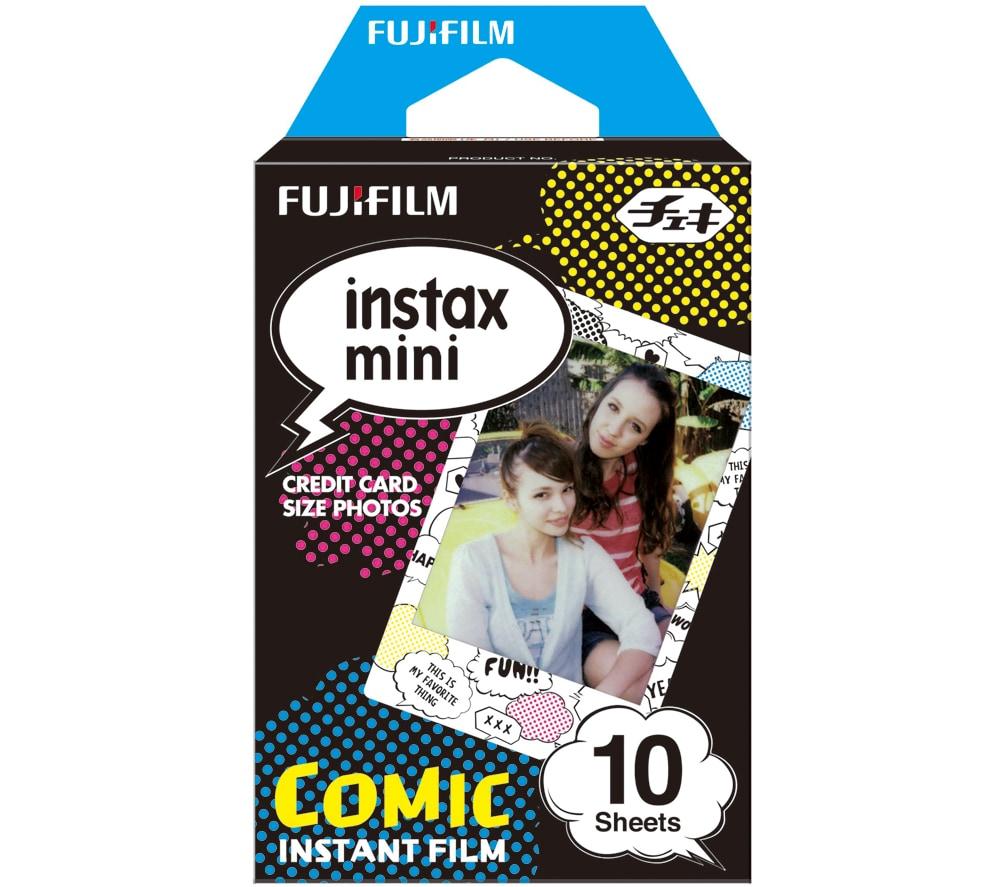 Fujifilm INSTAX MINI 10st Comic