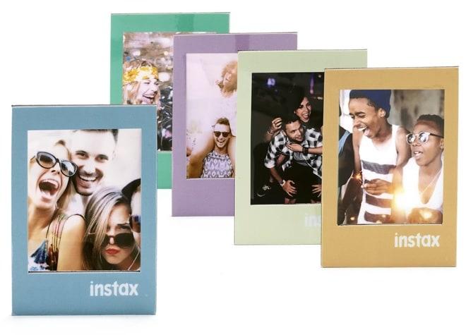 Fujifilm Instax Mini Färgglada Magnetramar 5st