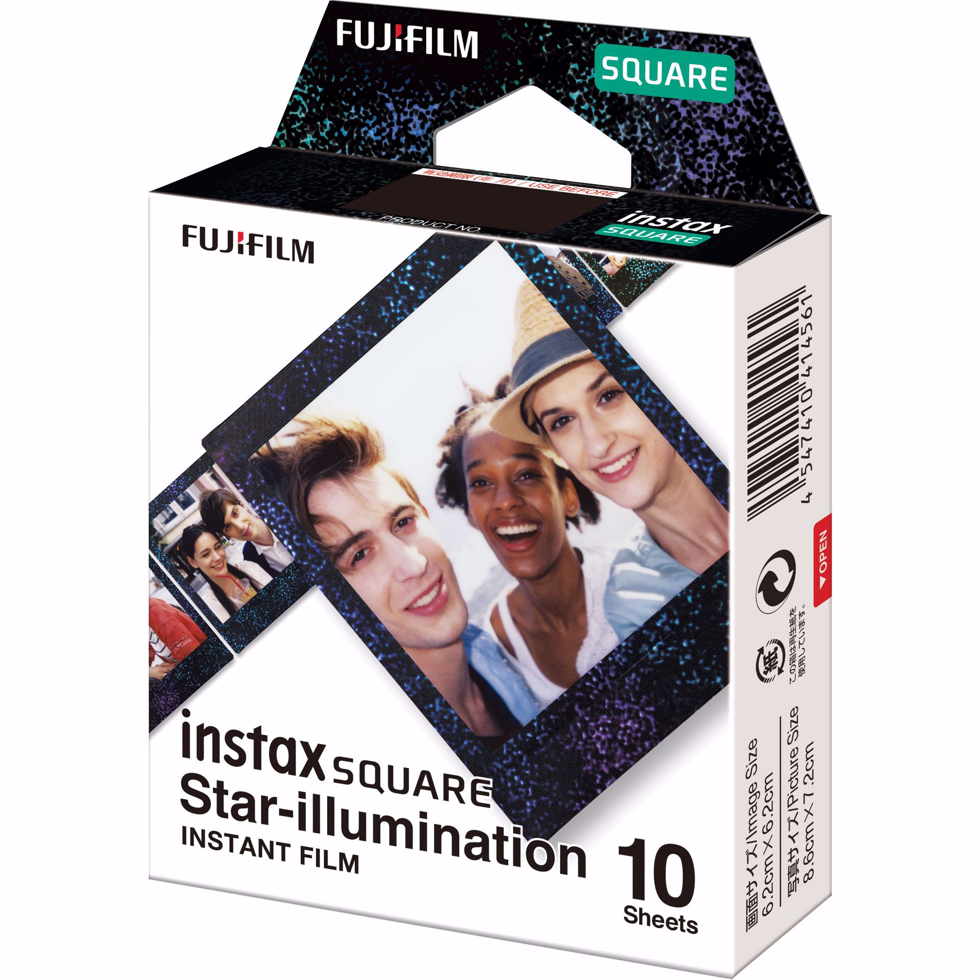 Fujifilm Instax Square Film Star Illumi