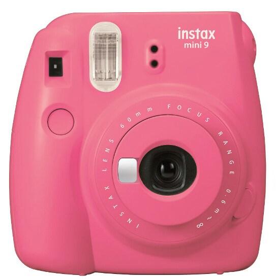 Fujifilm Instax Mini 9 Flamingo Pink
