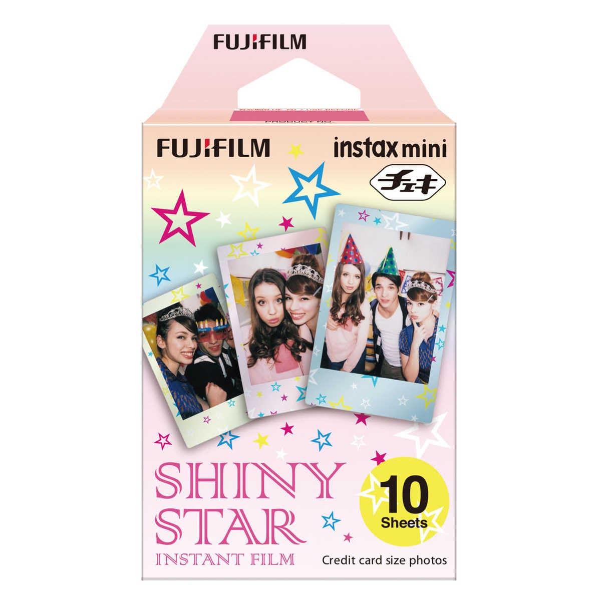 Fujifilm INSTAX MINI 10st Shiny Star