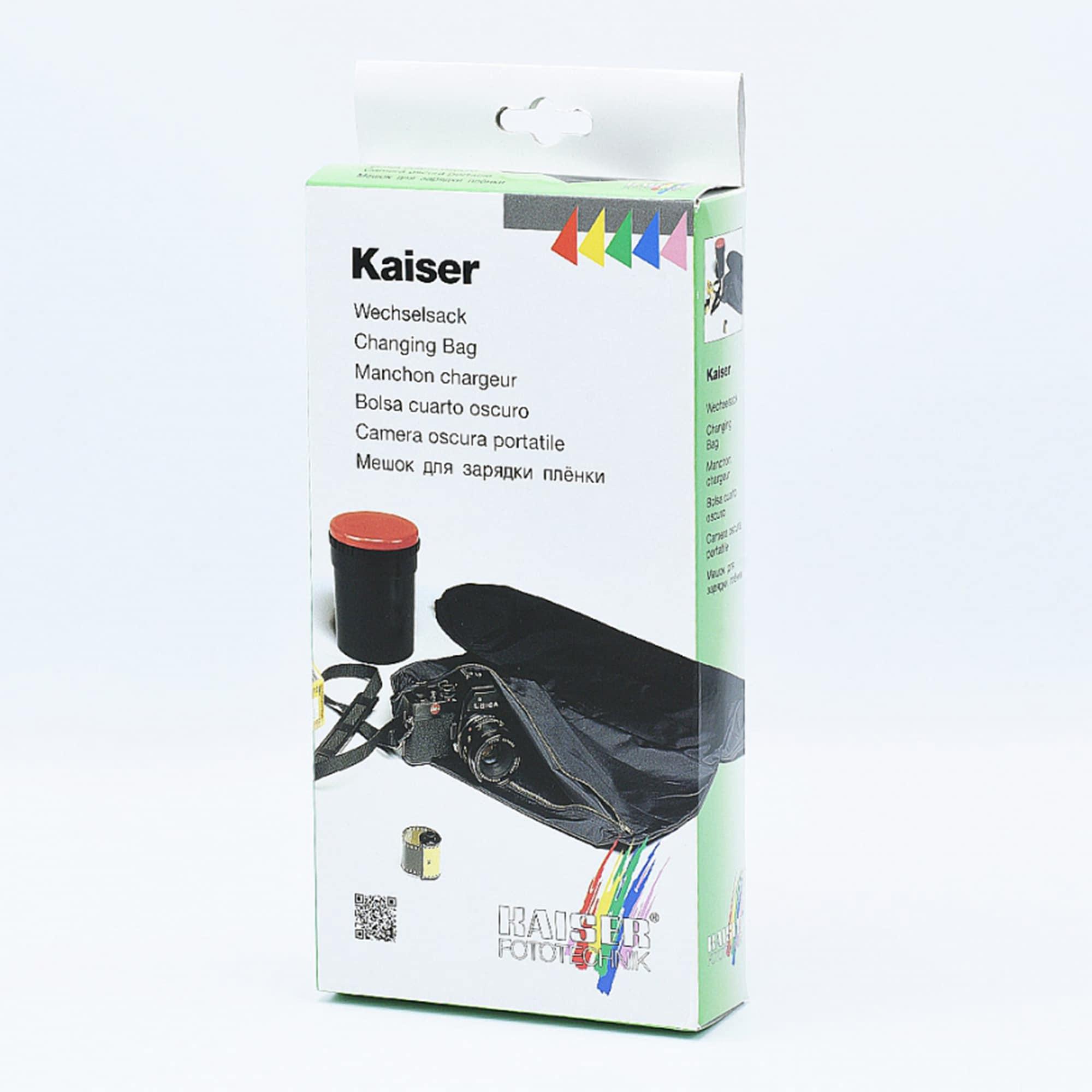 Kaiser Mörkrumssäck  - changing bag