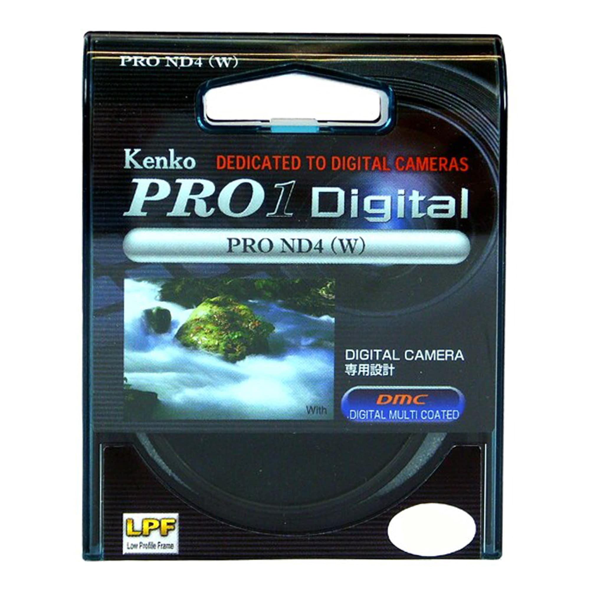 Kenko 62Mm Nd4 Pro 1 Digital