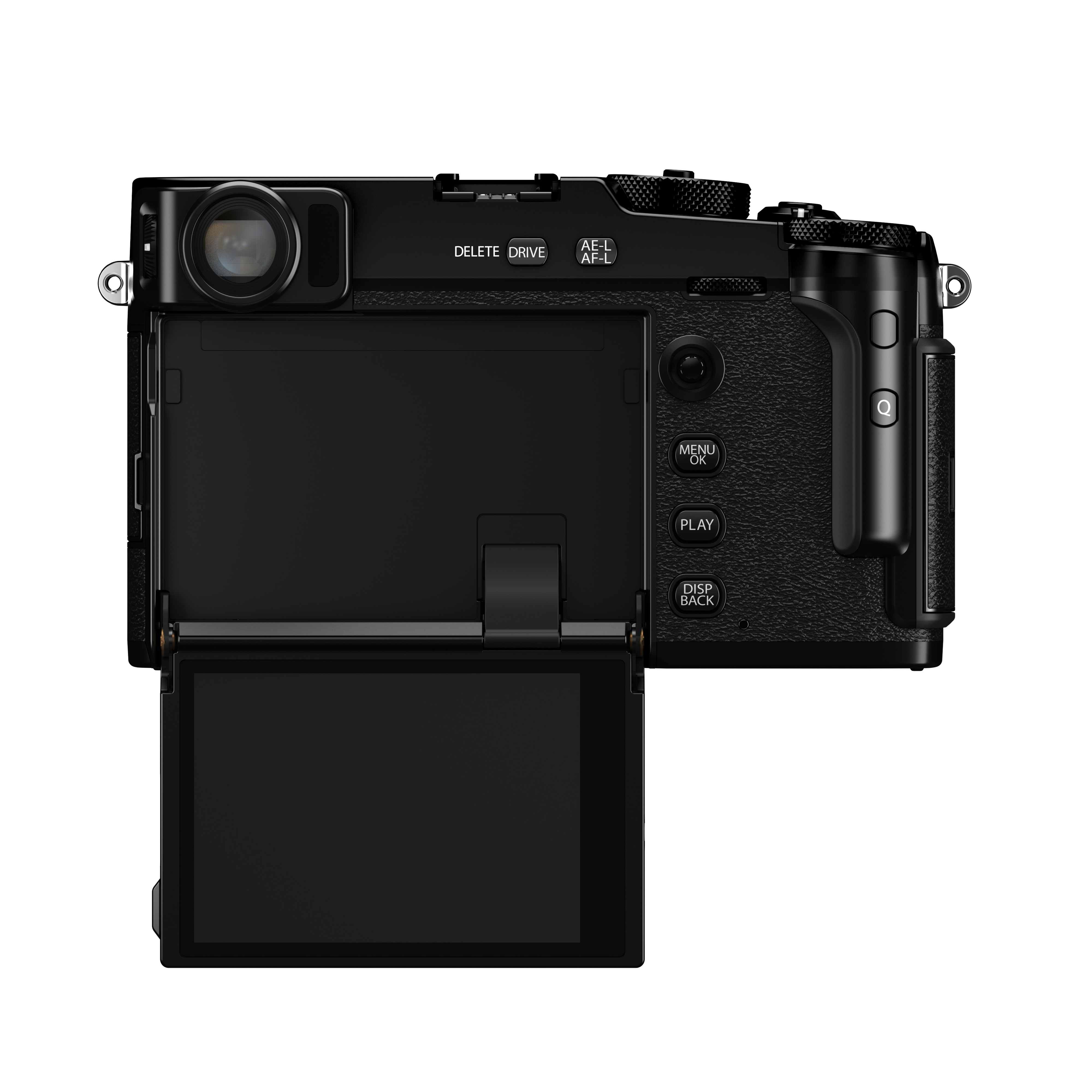 Fujifilm X-Pro3 kamerhus Svart