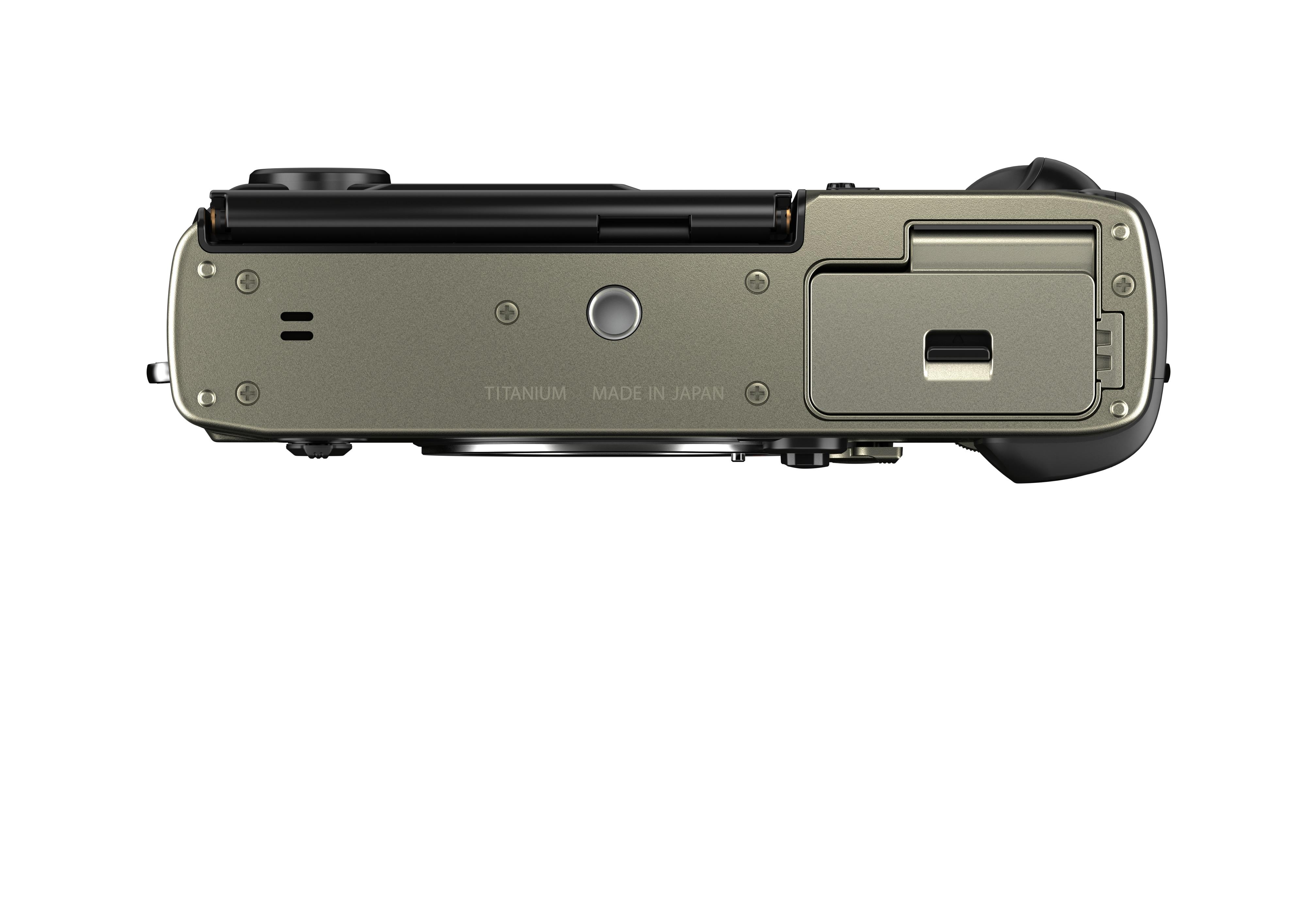 Fujifilm X-Pro3 kamerhus Dura silver