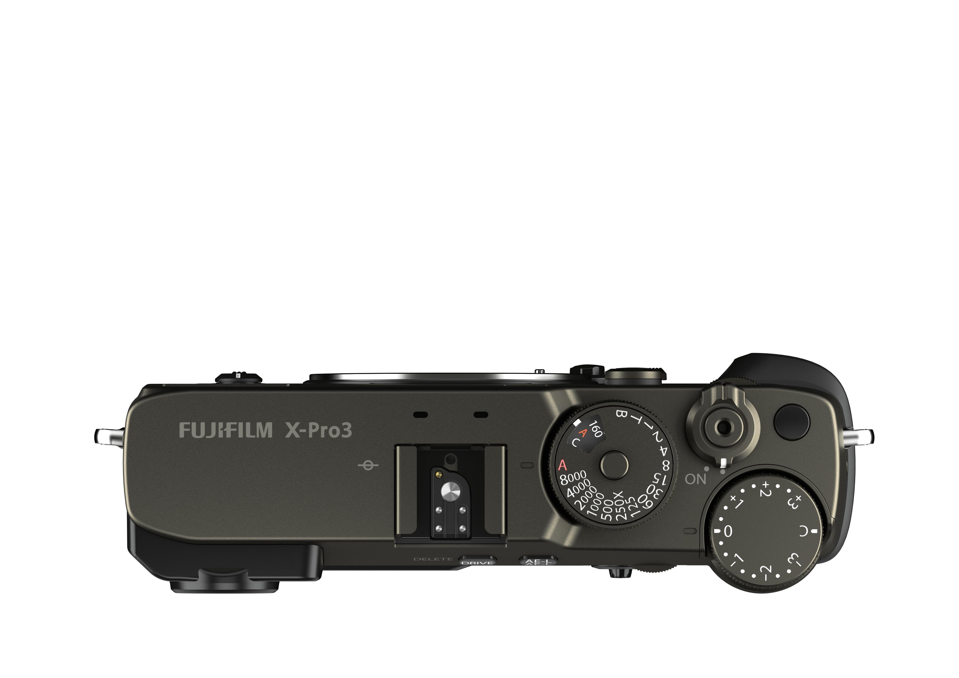 Fujifilm X-Pro3 kamerhus Dura svart