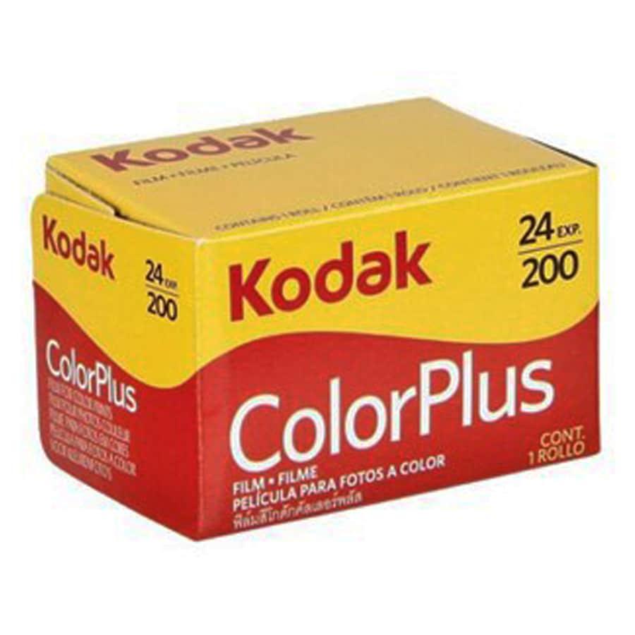 Kodak Colorplus 200 135/24