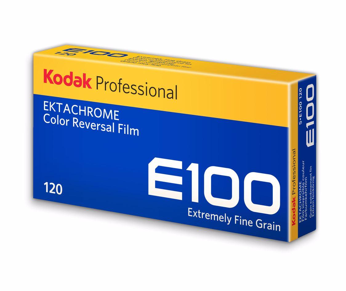 Kodak Ektachrome 120 1st